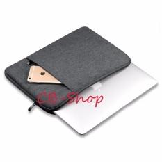 Túi chống sốc Macbook cao cấp 13 inch CB-Shop (Xám)