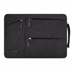 Túi chông sock laptop có quai xách shyides 14′ (màu xám đen)
