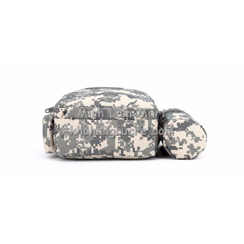 Túi đeo chéo 511 có bình đựng nước (Đen) SYT.T94