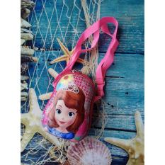 Túi đeo chéo hình công chúa cho bé
