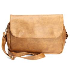 Túi đeo chéo LATA HL00 (Da bò nhạt)