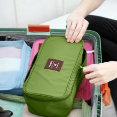 Túi du lịch đựng đồ mỹ phẩm chống nước 205903-4 (Xanh lá)
