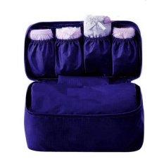 Túi đựng đồ lót Monopoly underwear( Xanh than)