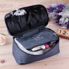 Túi đựng đồ lót du lịch Monopoly (Xanh đen)