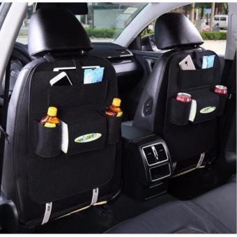 Túi đựng đồ lưng ghế ô tô (Đen)