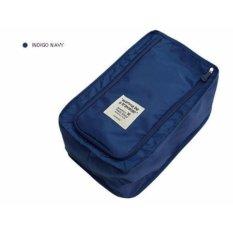 Túi đựng giày du lịch tiện ích (Xanh)
