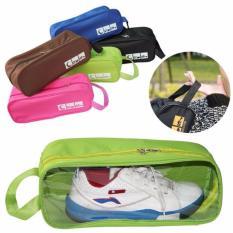 Túi giày thể thao chống thấm -màu xanh