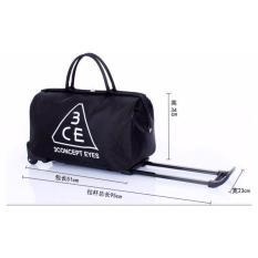 Túi kéo du lich ce cao cấp(ĐEN)