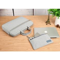 Túi laptop đeo vai Cartinoe Elite Series 15.6 inch (Xám Sữa).
