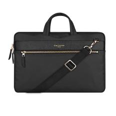 Túi laptop đeo vai Cartinoe London style 13 inch (Đen)