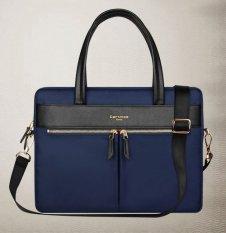 Túi laptop đeo vai Cartinoe London Tommy Series 15inch (Xanh)