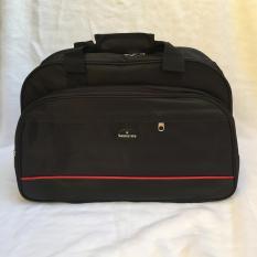 Túi trống du lịch nam nữ thời trang VUKITA C13MOI ( Đen )