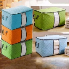 Túi vải đựng chăn màn quần áo tiện dụng