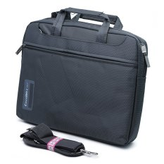 BỘ: Balo đi học , đi làm đựng Laptop 15,6inch + Túi đeo chéo ipad + Bóp bút vải bố xước cao cấp Fortune Mouse B001 (LOẠI ĐẸP)