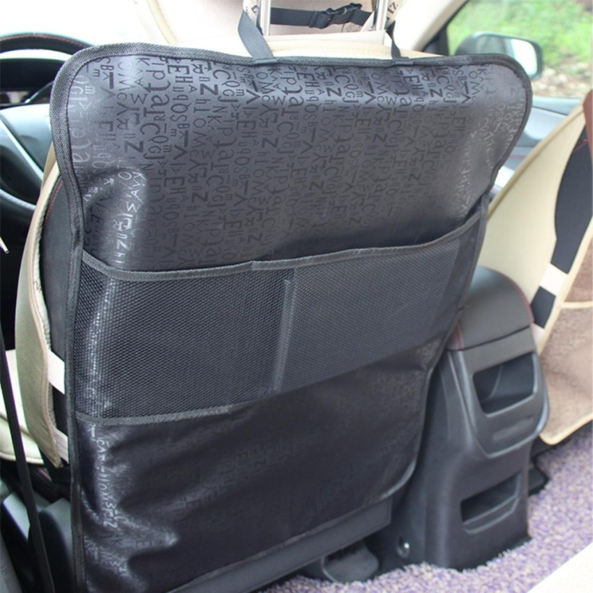 two pack auto anti kick pads prevent dirty car seat backpack gi 202 000. Black Bedroom Furniture Sets. Home Design Ideas