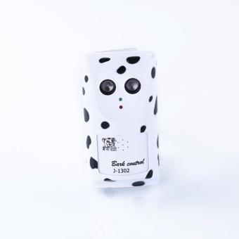 Ultrasonic Stop Control Dog Barking Wall Mounted Anti No Bark Devices Hanger - intl