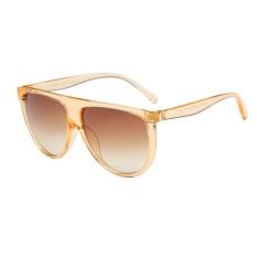 Nơi Bán Unisex Street Snap Twin-beam Big Frame Full Match Sunglasses(Grey)-one size – intl  UNIQUE AMANDA
