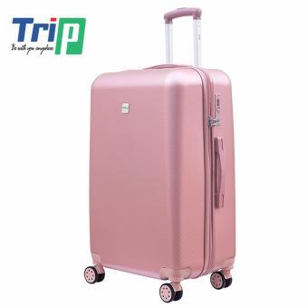 Vali Chống Trộm TRIP PC058 Size 26inch Vàng hồng