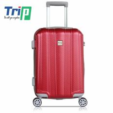 Vali Chống Trộm TRIP PC056 Size 50cm – 20inch Màu đỏ