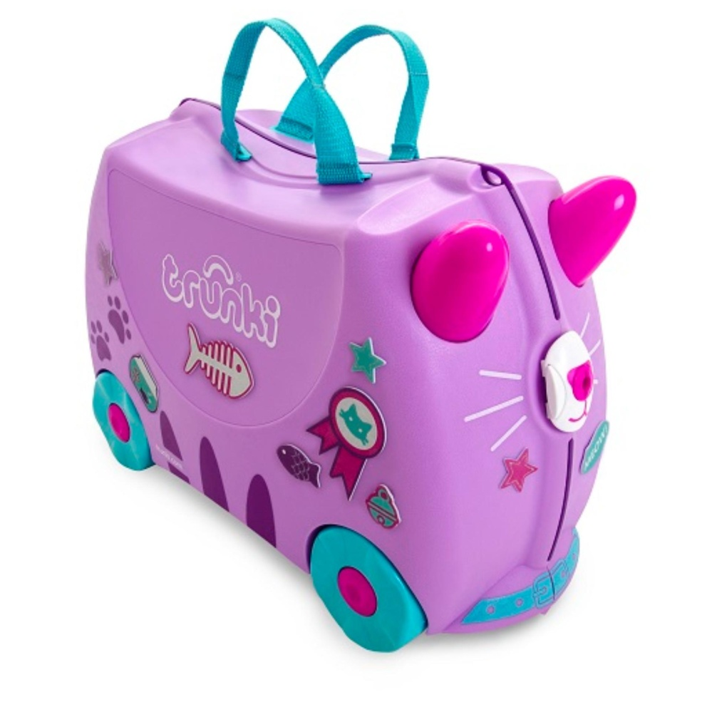 Vali Trunki Cat – Trunki new 2017