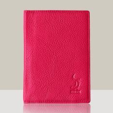 Bảng Báo Giá Ví đựng hộ chiếu đẹp, bao passport da cao cấp (hồng)