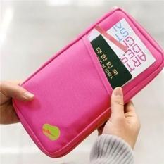 Ví đựng pasport và giấy tờ cá nhân kiểu Hàn Quốc