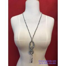 Vòng đeo cổ thời trang PK040-den