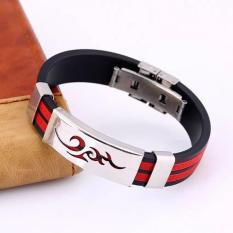 Vòng đeo tay Titan hình ngọn lửa (Đỏ)
