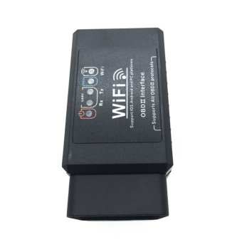 WiFi ELM327 OBD2 OBD II Car Auto Diagnostic Scanner(Intl)