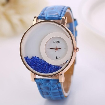 Woman Leather Quicksand Rhinestone Quartz Bracelet Wristwatch Watch BU - intl - 10237995 , FA306OTAA99NOGVNAMZ-18374500 , 224_FA306OTAA99NOGVNAMZ-18374500 , 329800 , Woman-Leather-Quicksand-Rhinestone-Quartz-Bracelet-Wristwatch-Watch-BU-intl-224_FA306OTAA99NOGVNAMZ-18374500 , lazada.vn , Woman Leather Quicksand Rhinestone Quartz
