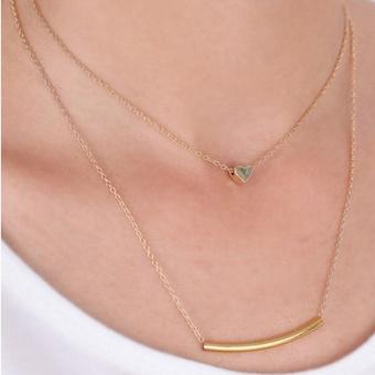 Women Vintage Gold Multilayer Heart Pendant Chain Statement Necklace - intl - 8756696 , SP833OTAA99CWQVNAMZ-18353466 , 224_SP833OTAA99CWQVNAMZ-18353466 , 304000 , Women-Vintage-Gold-Multilayer-Heart-Pendant-Chain-Statement-Necklace-intl-224_SP833OTAA99CWQVNAMZ-18353466 , lazada.vn , Women Vintage Gold Multilayer Heart Pendant