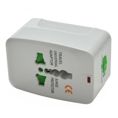 World Wide Universal Travel Power Charger Adapter Plug for AU/EU/UK/US MIS931 – intl