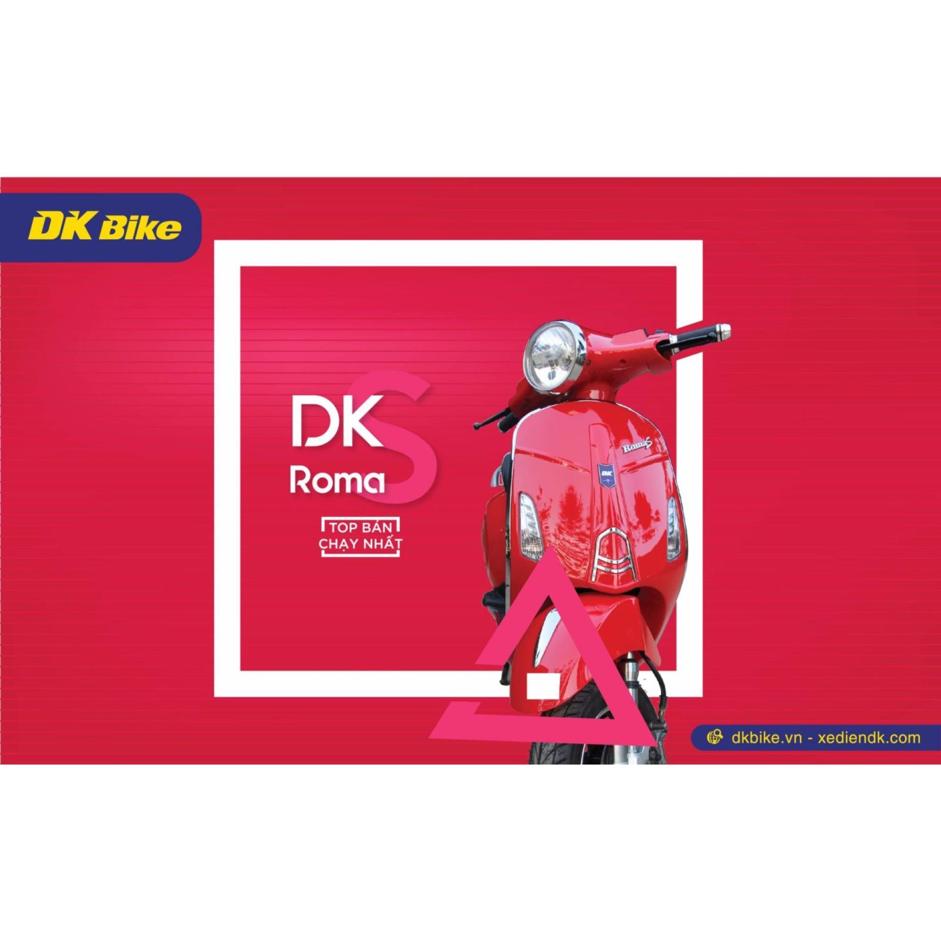 xe máy điện DK Romas 60v
