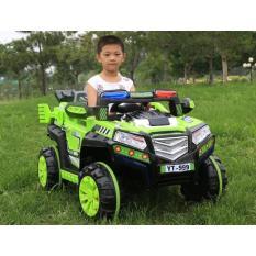 Xe ô tô điện trẻ em YT-999 (HUMMER) Tặng ô tô biến hình tự động