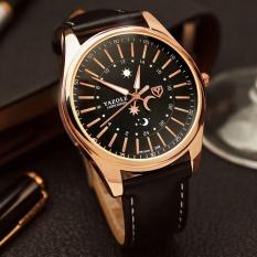 YAZOLE Wrist Watch Jam Tangan Men Top Brand Luxury Famous WristWatch Jam Tangan Male Clock Quartz Watch Jam Tangan Hodinky Quartz-Watch Jam Tangan free 368 – intl