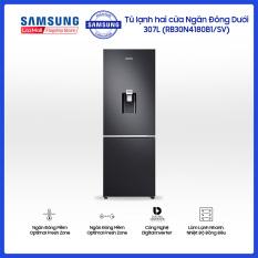 Tủ lạnh 2 cửa – ngăn đông dưới Samsung RB30N4180B1/SV 307L