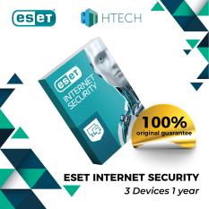 Phần mềm diệt virus ESET Internet Security – 3 Người dùng 1 Năm – Bảo vệ mạnh mẽ, an toàn duyệt web – Xuất xứ từ Châu Âu