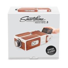 Hộp chiếu phim dành cho điện thoại Smartphone Projector 2.0