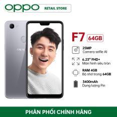 Điện Thoại OPPO F7 (4GB/64GB)