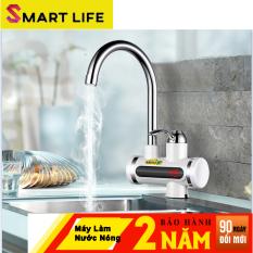 Máy làm nóng nước trực tiếp tại vòi – An toàn tuyệt đối – tiết kiệm điện năng – Bảo Hành 1 Đổi 1 Toàn Quốc