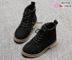 Giày boots cho bé BOT03B