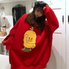 Áo hoodie vịt con xấu xí thời trang ANGEL cao cấp TP