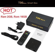 TV Box T96 Mars Ram 2GB Rom 16GB Android 7.1.2