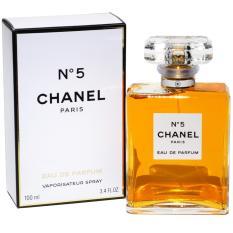 Nước hoa nữ Chanel N°5 của hãng CHANEL 100ml