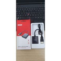 Cáp HDMI To VGA Unitek Y-6333