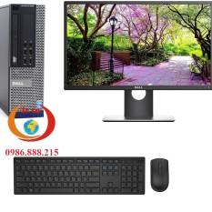 BỘ Máy Tính Đồng Bộ Dell SFF CORE I7-4770 -core i5- core i3 /RAM 8GB / SSD 120GB/ 500GB và Màn hình Dell 21.5 inch / BÀN PHÍM CHUỘT DELL/BAN DI CHUỘT /USB WIFI – Chuyên Dùng cho Văn phòng – Học Sinh – Sinh Viên – Hàng Nhập Khẩu