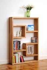 Kệ sách / Giá sách gỗ thông nhiều ngăn FEGO0022