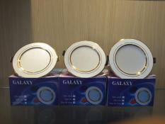 2 bóng Âm Trần 9W Galaxy 3 màu tiết kiệm điện – Bảo hành 2 năm