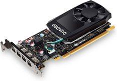 Card màn hình – VGA LEADTEK NVIDIA Quadro P620 2G GDDR5X – Hàng Chính Hãng