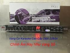 Vang Cơ karaoke Cao Cấp DBX 228 SX, Bản Nâng Cấp Của DBX 228 Plus Cho Âm Thanh Chất Lượng Tặng 02 jack kết Nối Canon